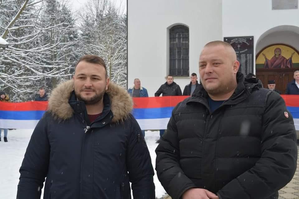 Ljubiša Tošić i Dalibor Maleš